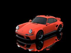 EVOMAX Turbo (Porsche 996 Turbo Motor)