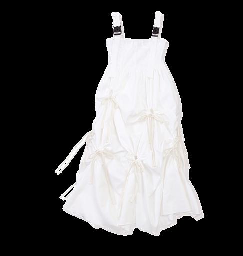 【FUDDED URBAN COLLECTION】パラシュートジャンパースカート