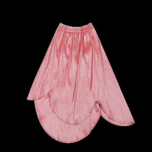 【FUDDED URBAN COLLECTION】サテン変形スカート