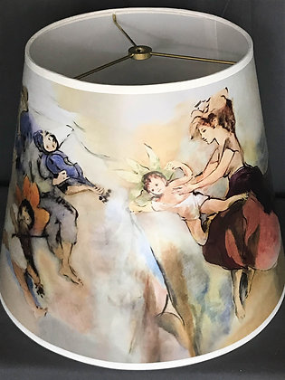 Café Carlyle Lampshade (Large)