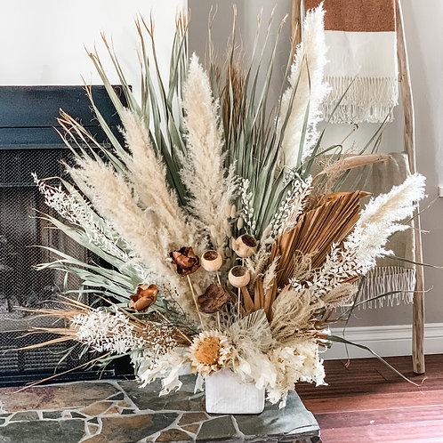 The Palm Dried Arrangement