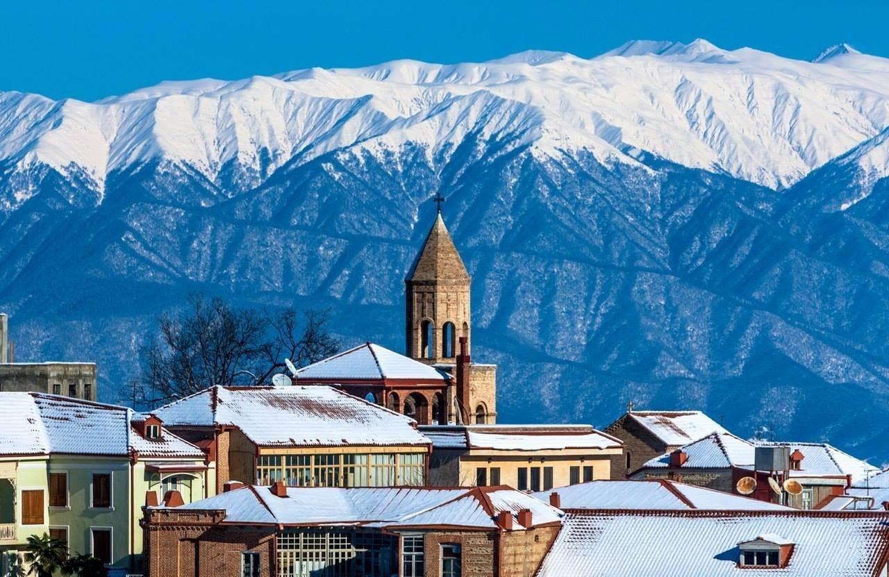 Картинки тбилиси зимой, мая днем победы