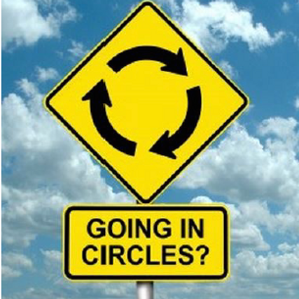 Uncomfortable Progression: Are You Tired of Going In Circles