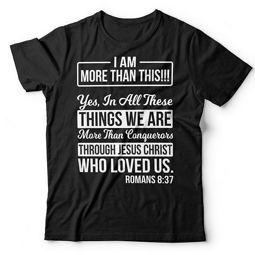 "Encouragement Swag ""Conqueror"" T-Shirt"