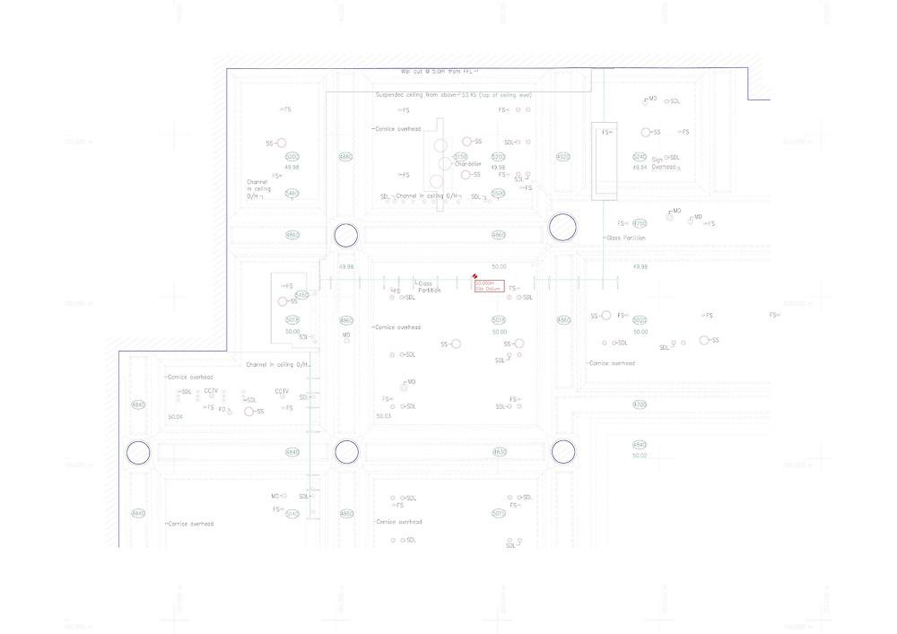 2D Floor Plan by Ambit Surveys