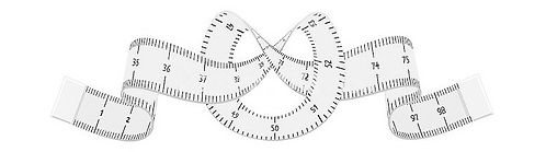 Measuring Tape - Logo - Ambit Surveys