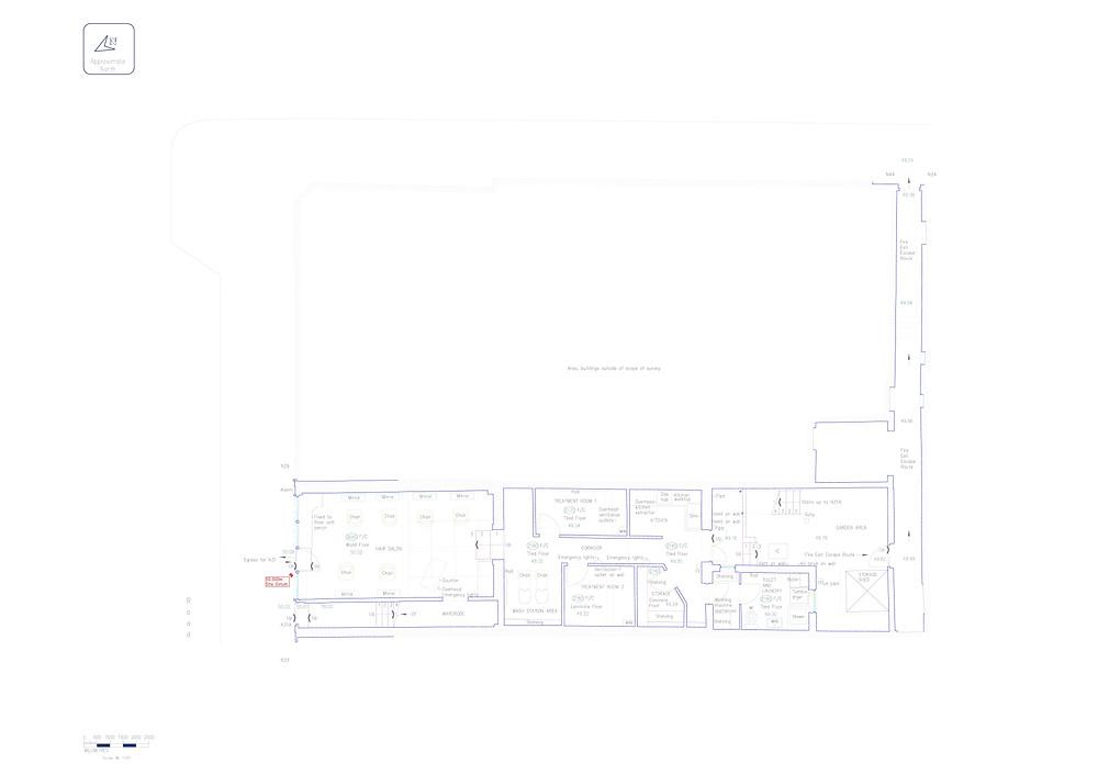 A Floor Plan by Ambit Surveys