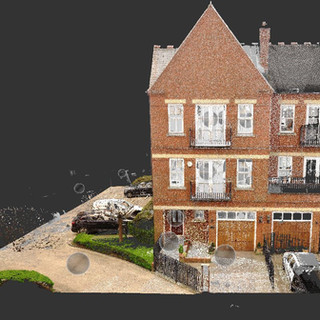 Elevation with Point Cloud