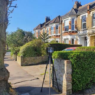 Residential Laser Scanning Survey