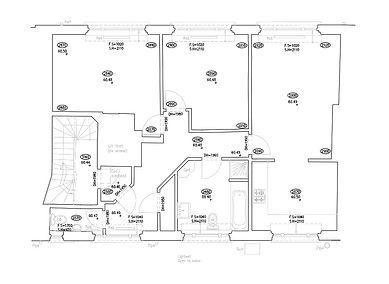 Example - Floor Plan - Measured Residential Properties