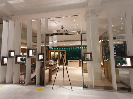 Reflected Ceiling and Floor Plans in London by Ambit Surveys