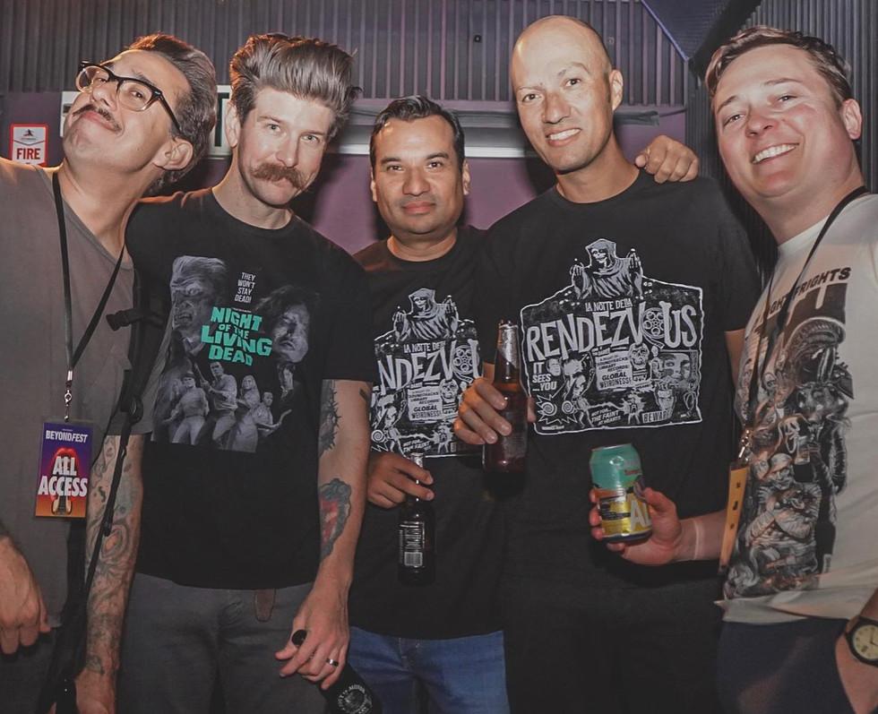 Rendezouvs x Friday Night Frights at Beyond Fest
