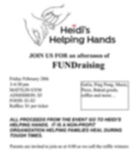 Heidi's Helping Hands