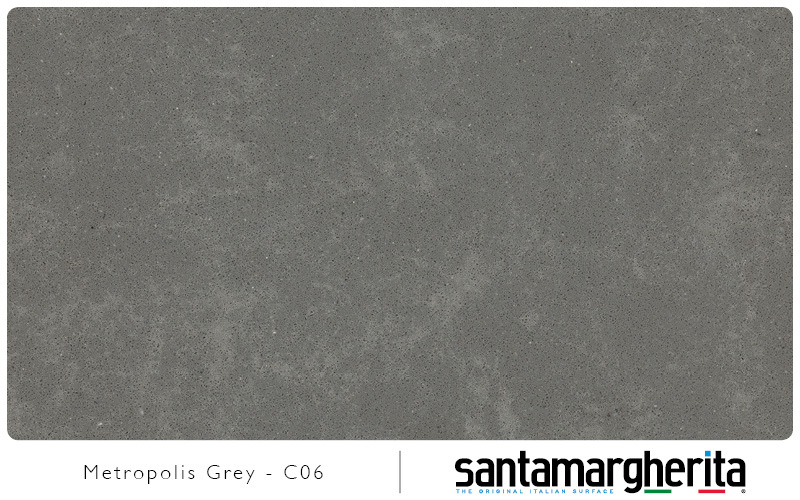 Metropolis Grey by Santamargherita