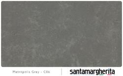 Metropolis Grey by Santamargherita