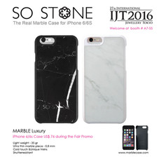 SO STONE at Japan's Largest Jewelry Trade Show - IJT 2016