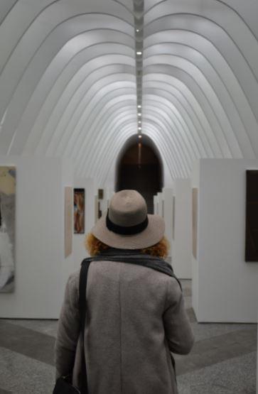 El estilo de Santiago Calatrava queda patente en la Lonja de Alcoy