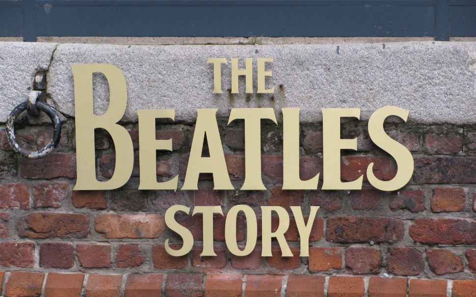 The Beatles es posiblemente lo más famoso de Liverpool