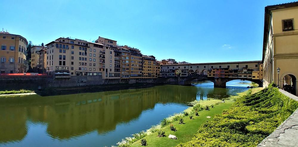 El famoso Ponte Vecchio