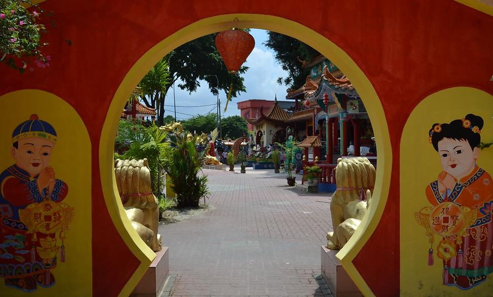Sam Poh tong nos pareció un parque para niños