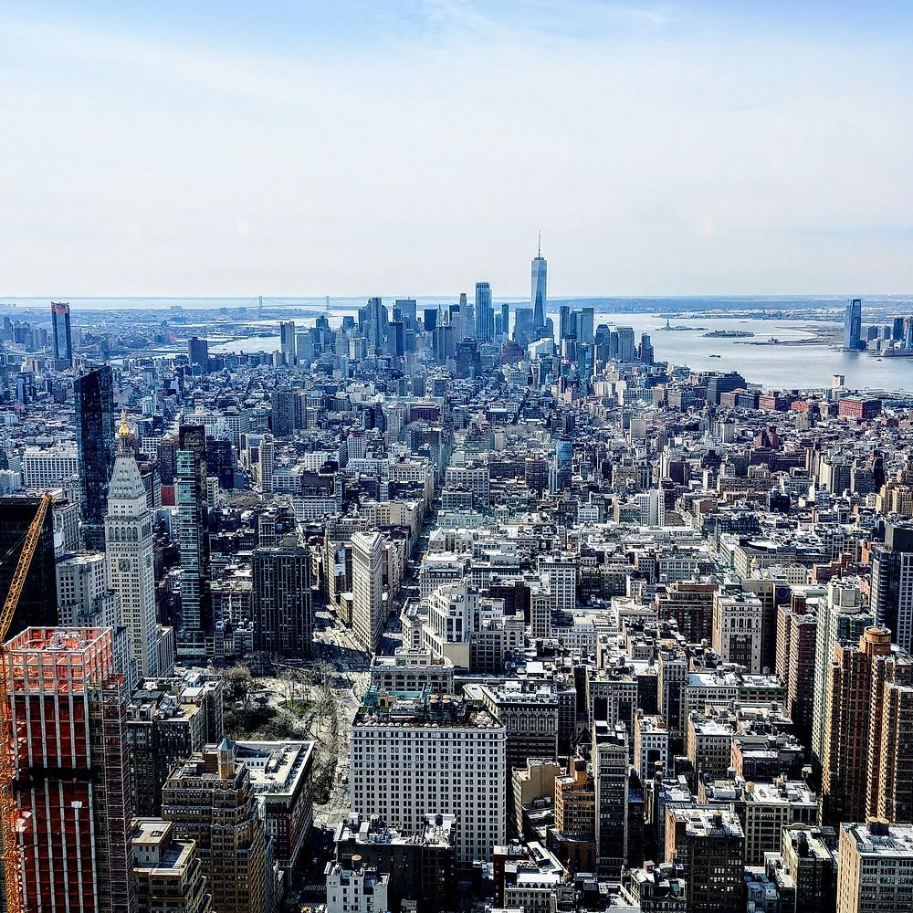 En Manhattan es posible encontrar todo tipo de espectáculos musicales