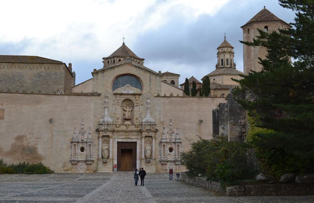 La visita al Monasterio de Poblet fue el punto más cultural del fin de semana