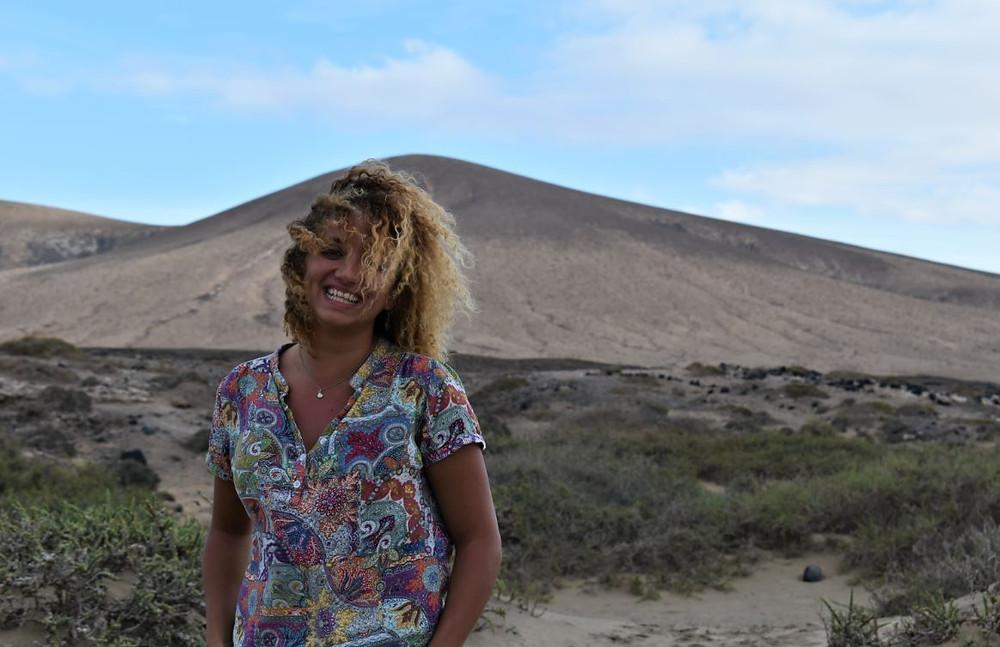 La Playa de Jarugo es otro ejemplo de lo que te puedes encontrar en la costa oeste de Fuerteventura