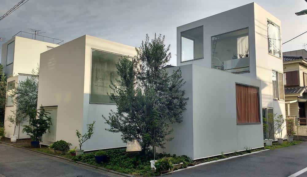 La Casa Moriyama era uno de los sueños viajeros de Anna