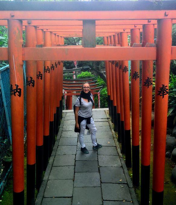 El parque de Ueno está lleno de museos, templos, lagos e incluso cuervos