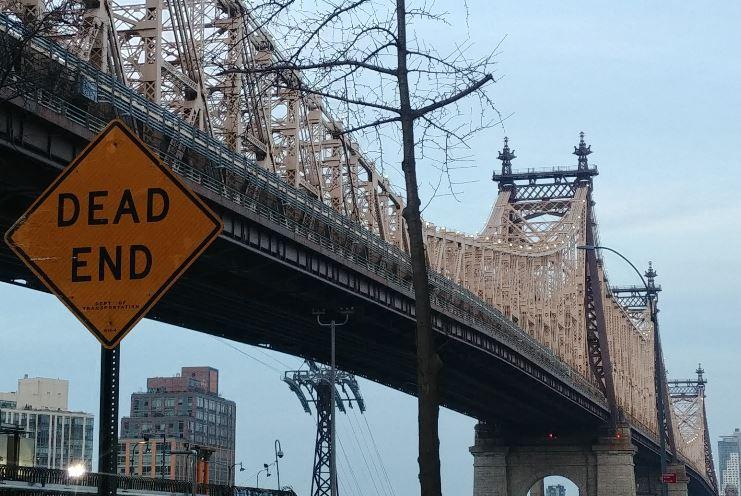 El Queensboro Bridge tiene poco que envidiar el Puente de Brooklyn
