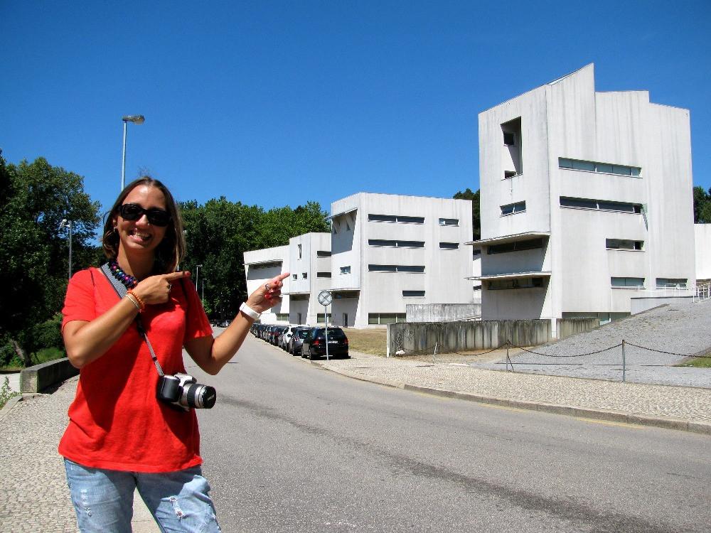 Facultad de Arquitectura de Oporto, de Alvaro Siza