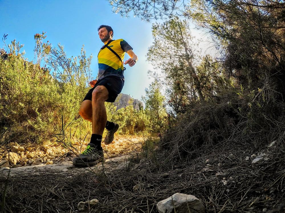 Trail Running en la ruta de los puentes colgantes de Chulilla