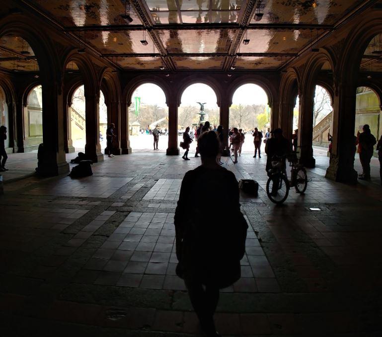 Bethesda Terrace es de lo más bonito de Central Park