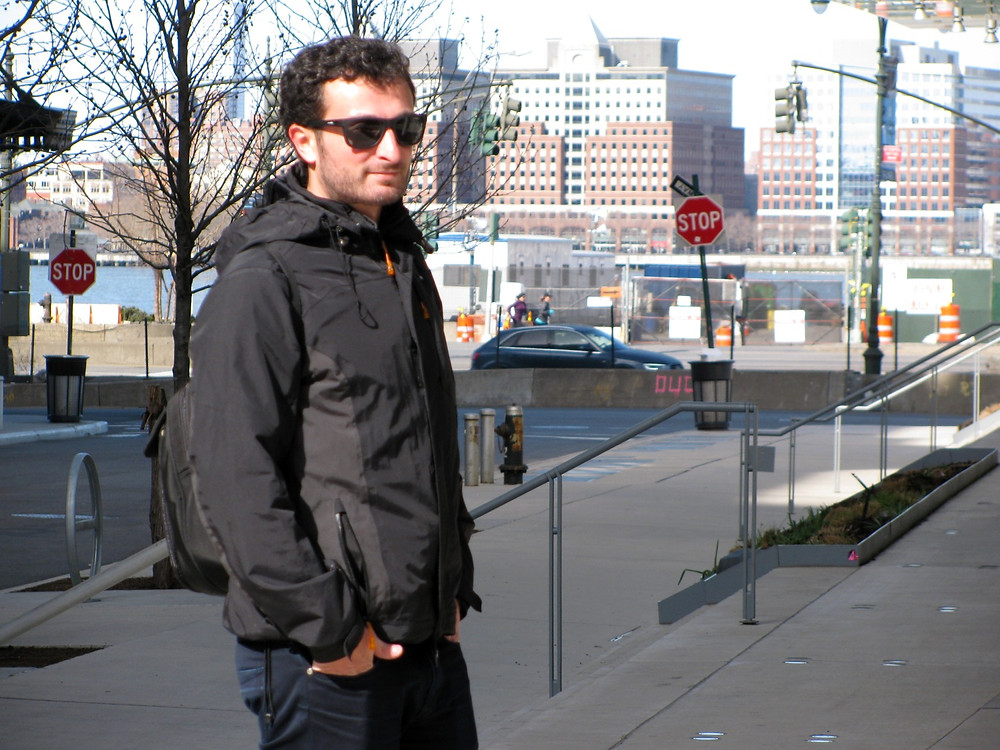 De paseo por Chelsea, tras visitar High line