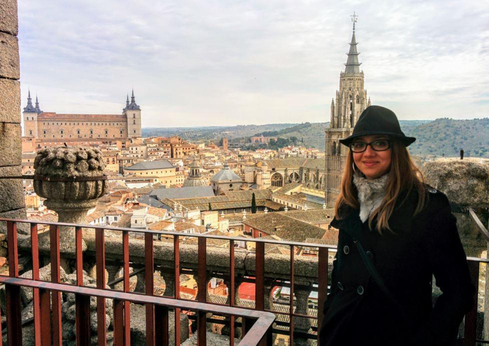 Toledo está declarada como Patrimonio de la Humanidad por la UNESCO