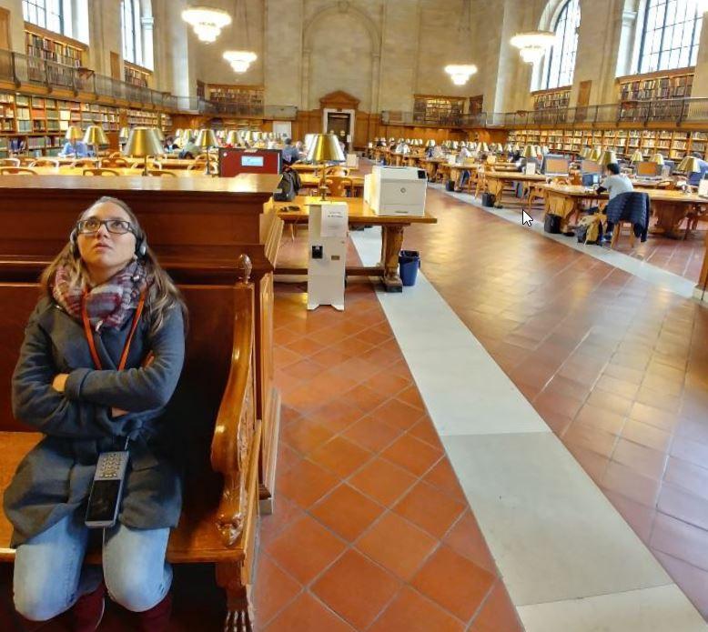 La Biblioteca Pública es un lugar mágico