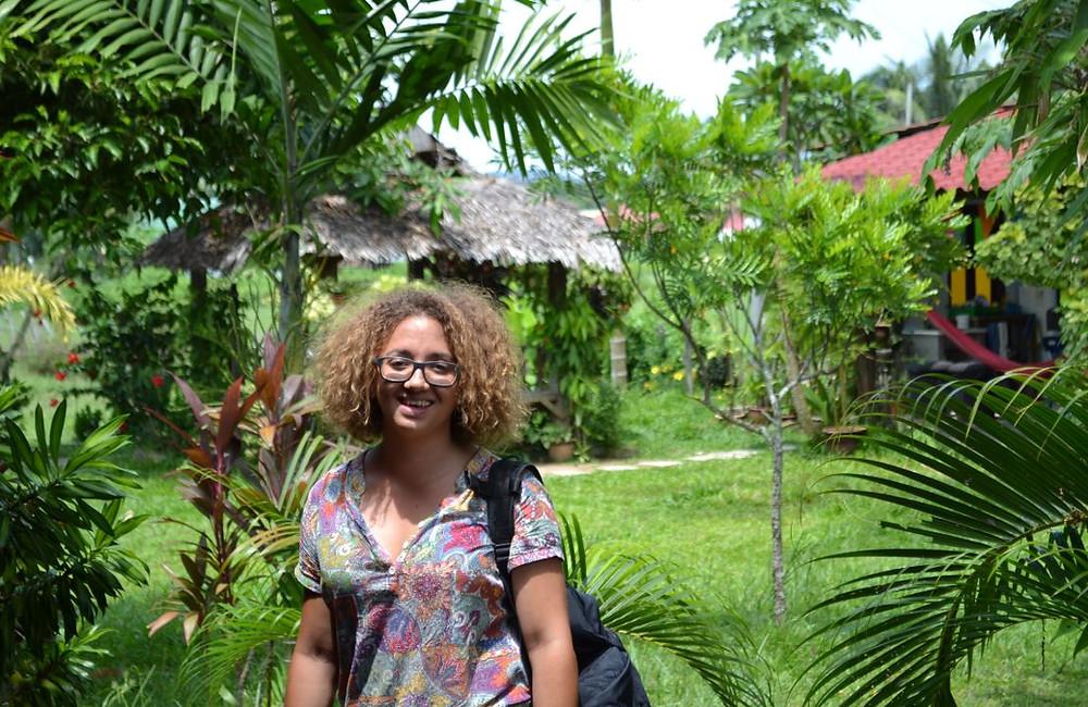 En Langkawi estuvimos alojados rodeados de campos de pasto de bueyes