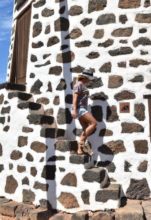 Los Molinos de Villaverde vigilan la zona desde las alturas
