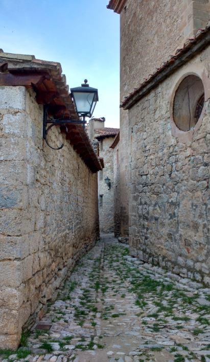 Miranbel es uno de los pueblos con más encanto en los alrededores de Morella