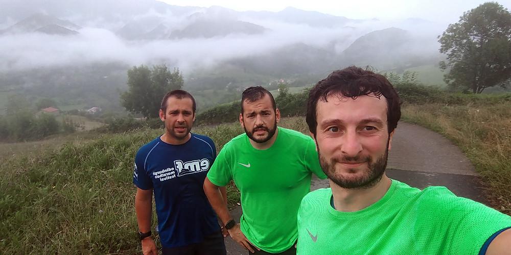 trail Running por los alrededores de Poo de Cabrales