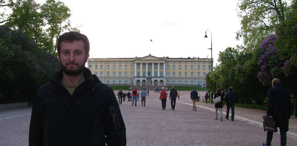 El Palacio Real es todavía hoy la residencia de la familia real noruega