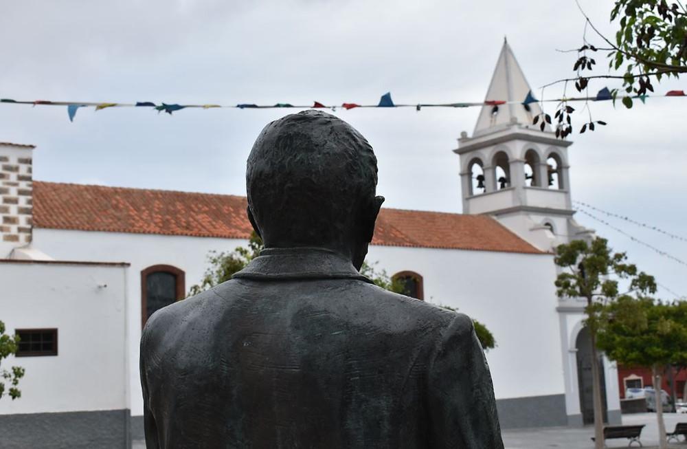 Miguel de Unamuno es un personaje de gran importancia en la isla
