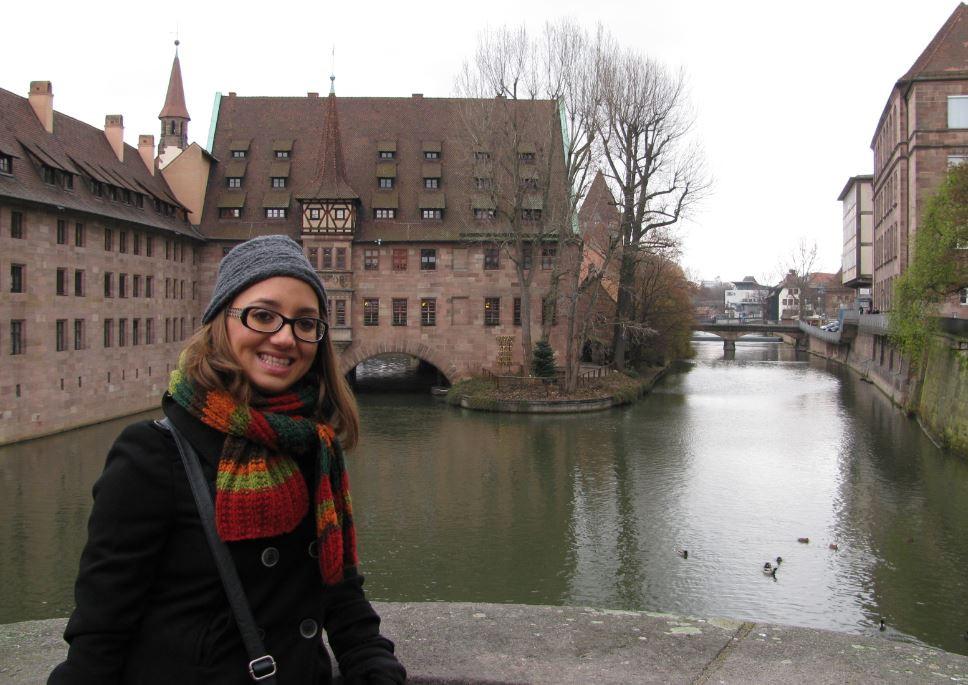 El Museumsbrücke es uno de nuestros puntos favoritos de Nürnberg