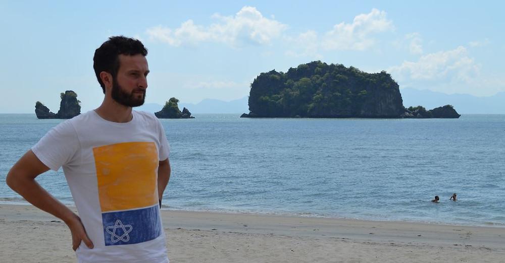 Tanjung Rhu es, para nosotros, la playa más bonita de Langkawi