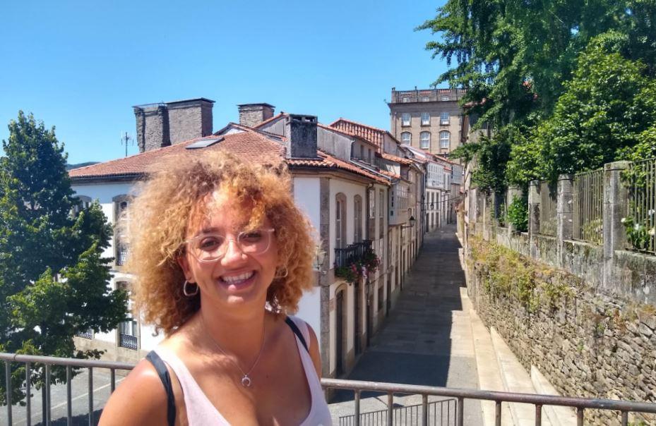 Por fin relajados, disfrutamos de una tarde genial en Santiago de Compostela