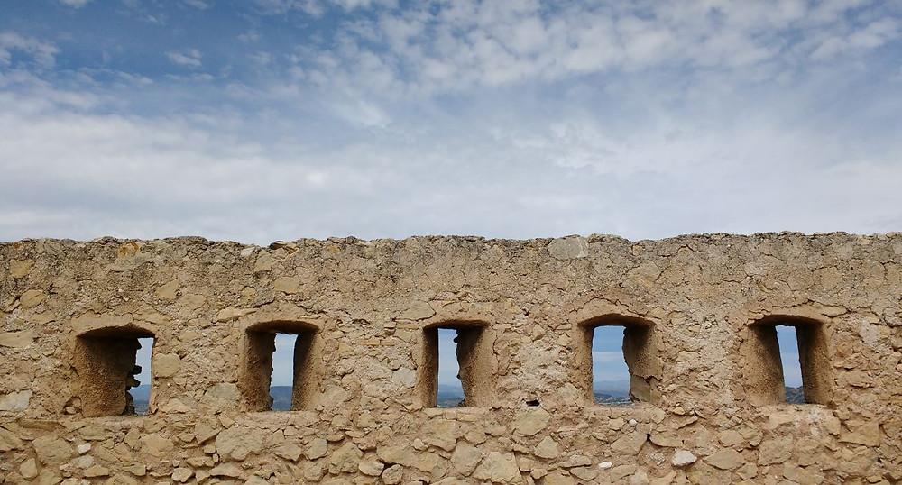 El Castell de Xàtiva es un lugar mágico