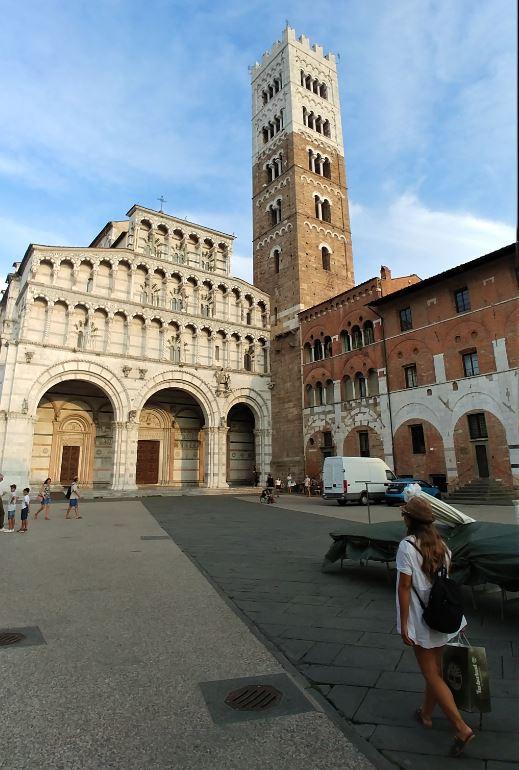 La Catedral de Lucca