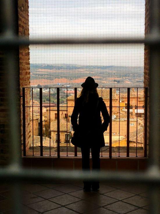 Desde lo alto de la Iglesia de los Jesuitas se disfrutan las mejores vistas de Toledo