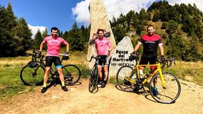 Fin de semana de ciclismo en el Mortirolo y el Stelvio, míticos puertos del Giro de Italia