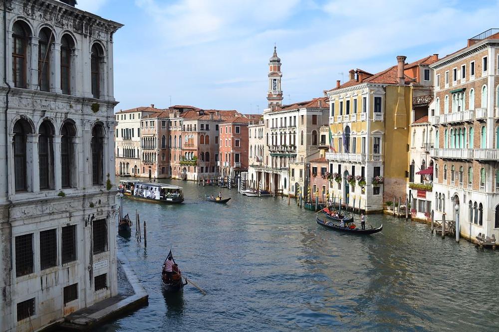 Venecia es una de esas ciudades que no requiere presentación